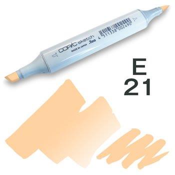 Copic Sketch Marker - E21 d'occasion  Livré partout en Belgique