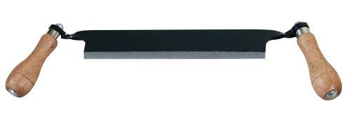Timber Tuff tmb-05ds gerade Ziehen Rasur Werkzeug, 12,7cm schwarz
