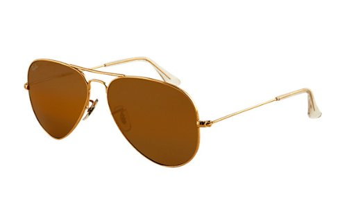 Ray-Ban Aviator Non-Polarized Sunglasses