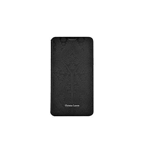 Christian Lacroix CLPSFONOTE4N-Custodia a portafoglio per Samsung Galaxy Note 4