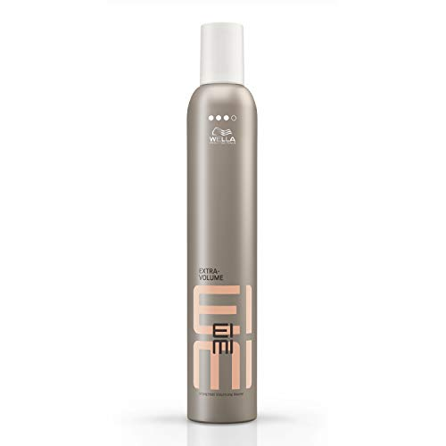 Wella Fashion (Wella EIMI Extra Volume - Volumenmousse - Intensives Volumen und starker Halt)