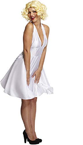 Damen Sexy Film Promi Star 1950er Jahre Kostüm Kostüm ()