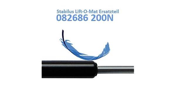 Ersatz f/ür Stabilus Lift-O-Mat 082686 0200N