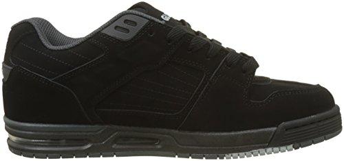 Globe Fury, Chaussures De Skate Homme Noir (noir / Noir)