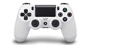Sony 9453116 – Controller Dualshock 4 wireless, compatibile con PS4, colore: bianco