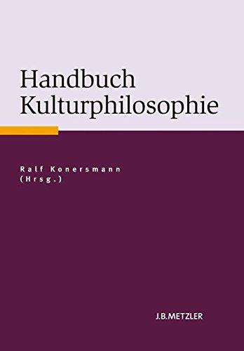 Handbuch Kulturphilosophie