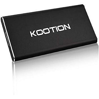 SSD 60GB Externo Portátil USB 3.0 KOOTION Disco Duro SSD External ...