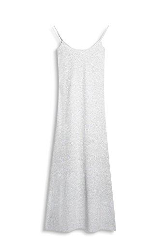 edc by Esprit 047cc1e037, Robe Femme Gris (Light Grey)