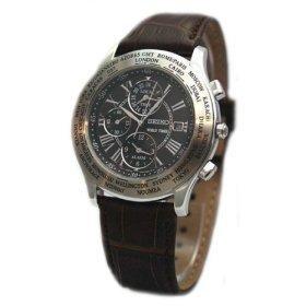 SEIKO Reloj Reloj De Unisex Seiko Spl005 NEGRO