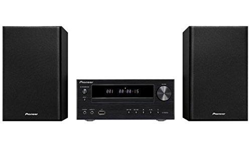 pioneer-x-hm15-k-micro-hifi-system-2x-15-watt-wireless-streaming-app-aluminium-front-front-usb-schwa