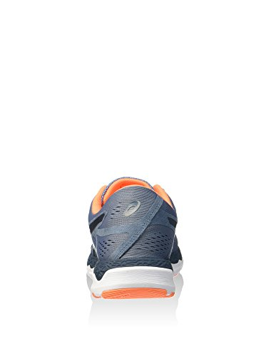 Asics 33-FA Blue Mirage Dark Slate Hot Orange Blau/Orange