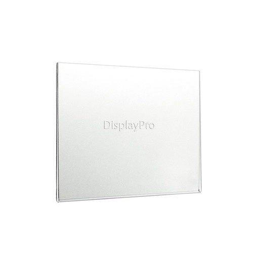 Displaypro–Marcos 5x A4paisaje sin bordes de acrílico pantalla de cartel–envío gratuito.