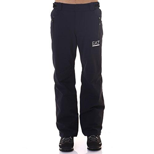 EA7M Pants Race 1, schwarz