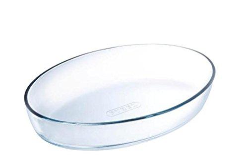 Pyrex 21 x 13 cm : Pyroflam Multipurpose Oval Roaster, 21x13cm