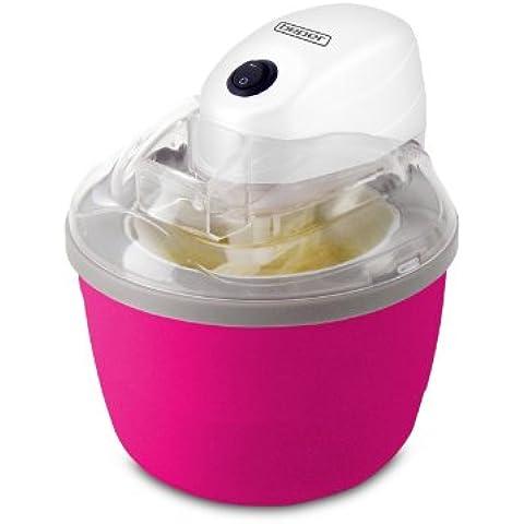 Beper Creamy - Máquina para hacer helados, color fucsia