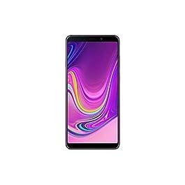 Samsung Galaxy A9 (2018) Dual-SIM SM-A920F 128GB 6GB RAM Factory Unlocked 4G Smartphone International Version – Bubblegum Pink