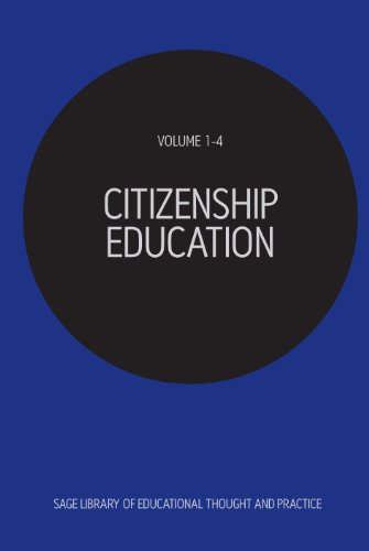 Citizenship Education (SAGE Library of Educational Thought & Practice)