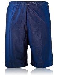 Full Force lix-ws-801-f3044Wear Mesh Short pour homme, Bleu marine, Taille S–4x l