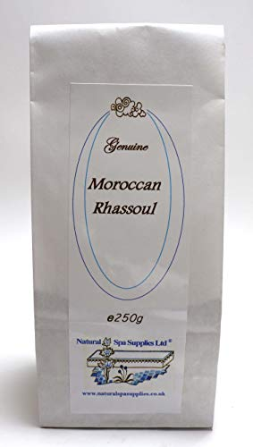 Rhassoul, Ghassoul Moroccan Mineral Clay, 250g