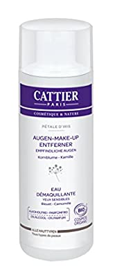 Cattier Pètale d`Iris Augen-Make-Up-Entferner
