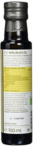 Fandler Bio-Walnussöl, 1er Pack (1 x 100 ml) - 3