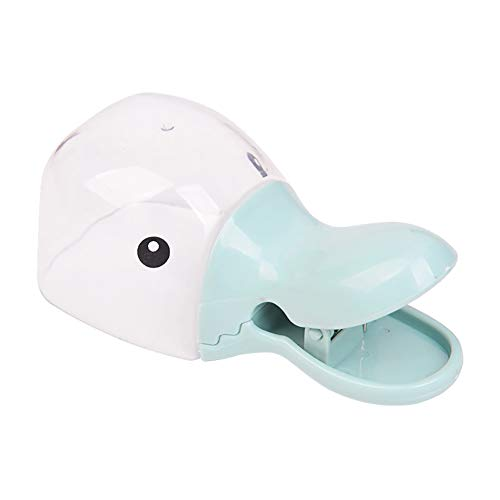 gfjhgkyu Ente Design,langlebig,bequem,multifunktional Duckbilled Plastic Pet Dog Cat Food Feeder Scoop Shovel Cereal Sealing Clip-Light Blue -