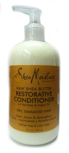 Shea Moisture Leave In Conditioner (Shea Moisture Raw Shea Butter Restorative Conditioner 384ml)