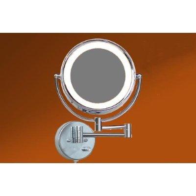 LOYWE LED Beleuchtet wunderschöne Kosmetikspiegel 1+7F Lichtstaerke verstellbar hochwertig LW36 von Ceib Gmbh bei Spiegel Online Shop