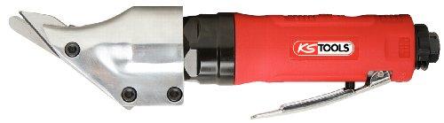 KS TOOLS 515.3055 Cisaille tôle pneumatique droite