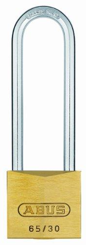 Abus 12635 60 mm à anse longue Cadenas en laiton avec passe partiel 6304