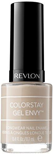 Envy Gel LONGWEAR Colorstay Revlon Nail Enamel - Checkmate (540)
