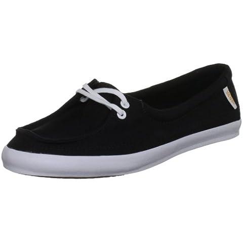 Vans Rata Lo VN-0 OK31ZI - Zapatillas de skateboarding de tela para mujer