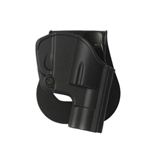 IMI Defense Z1240 ein Stück Pistole drehbar holster für Smith und Wesson Passend für alle S&W J Frame .38 verdeckte Trage POLYMER Taktik ROTO Pistolenhalfter -