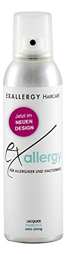 EXALLERGY Hairstyling Lacquer Haarlack für Allergiker (200 ml)