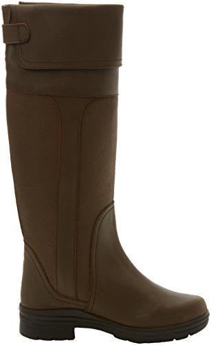 Chatham Marine Aintree, Chaussures d'Equitation femme Marron (Brown)