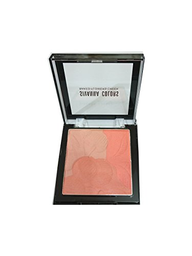 Sivanna baked flower cheek blusher (6)