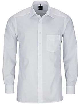 Camicia a maniche lunghe Olymp Modern Fit m New Kent colletto