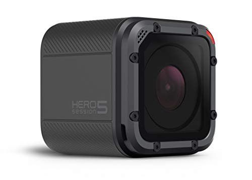 GoPro HERO5 Session Camera, 10 MPx, 4k,