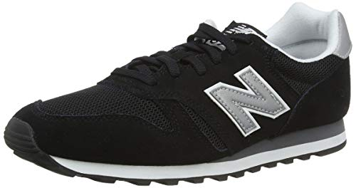 New Balance ML373GRE, Baskets homme, Noir (Black)), 42.5 EU