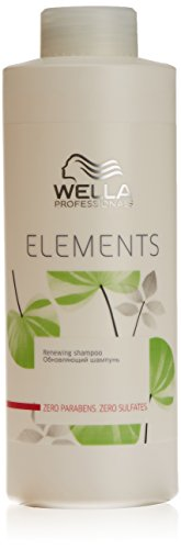 Wella Elements Renewing - Champú, 1000 ml
