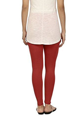Aumsa Damen Leggings One size Rot