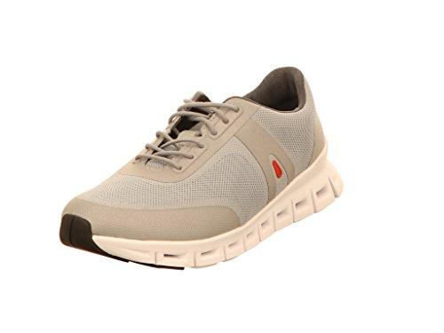 cdee1de596773 Wolky Comfort Sneakers Nano - 90200 Grau Mesh - 41