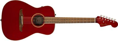 Fender Malibu Classic in Hot Rod Metallic