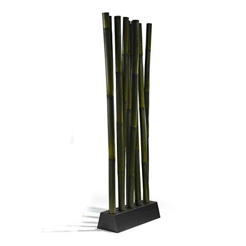 Möbel Bressmer Raumteiler Bambus AWI Grün