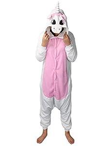 Pijama de unicornio Kigurumi con