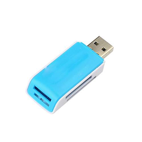 Zinniaya No se Requiere Cable USB Todo uno Adaptador