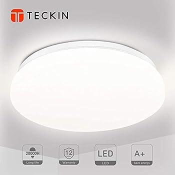 Le 24w led ceiling light ip54 waterproof daylight white - Waterproof bathroom ceiling lights ...