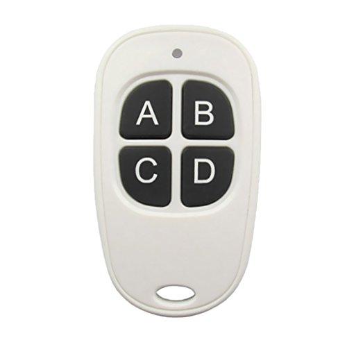 Baoblaze-315-Mhz-Universal-Llave-de-Control-Remoto-Controlador-con-Indicador-LED-Cubierta-de-Deslizamiento-de-Botn