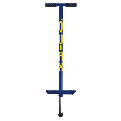 *QU-AX Pogostick Blau, Fuer 30 Bis 50 kg Koerpergewicht*