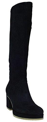Mjus - Stivali platform Donna , Nero (nero), 41